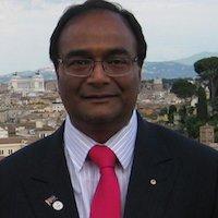 Dr Mukesh Haikewal. Photo: Twitter.