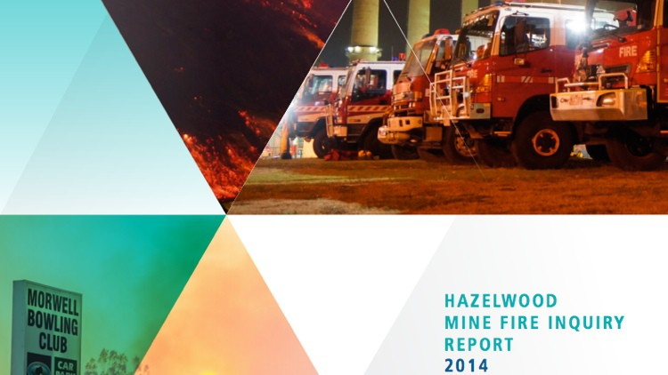Hazelwood mine fire: lessons in health crisis management
