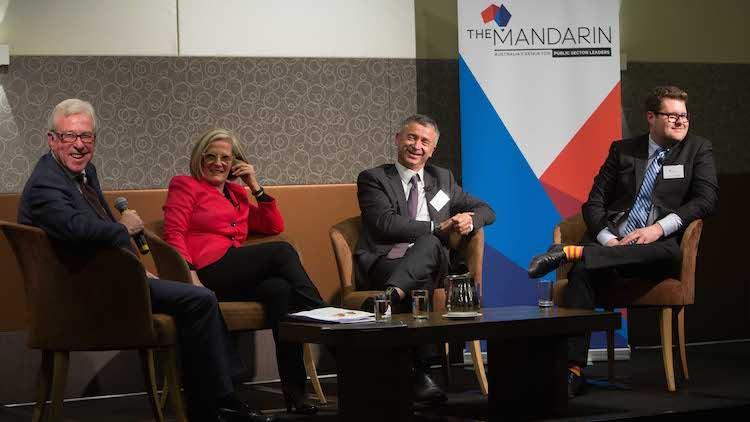 Champion innovation, Turnbulls urge at <em></noscript>Mandarin</em> launch