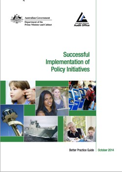 Successful Implementation of Policy Initiatives