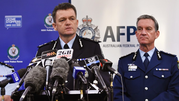 New AFP commissioner Andrew Colvin a career cop on terror beat