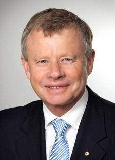 Professor John McMillan AO