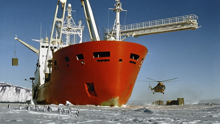 The ambitious Antarctic plan to position Australia as a key player