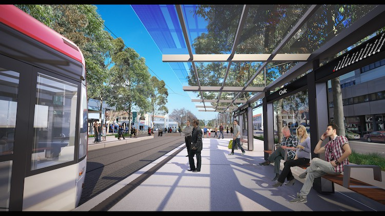 Tram line to nowhere? Canberra Metro boss makes the case