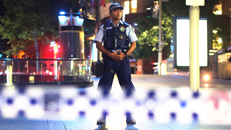 Thanks to police, public servants who handled Sydney siege