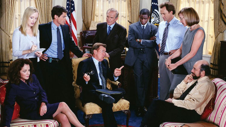 Moses and <em></noscript>The West Wing</em>: can academics help make policy?