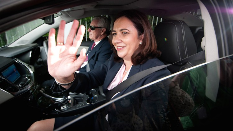 Blast from the past: Palaszczuk asks 1990s public service reformer to define future state