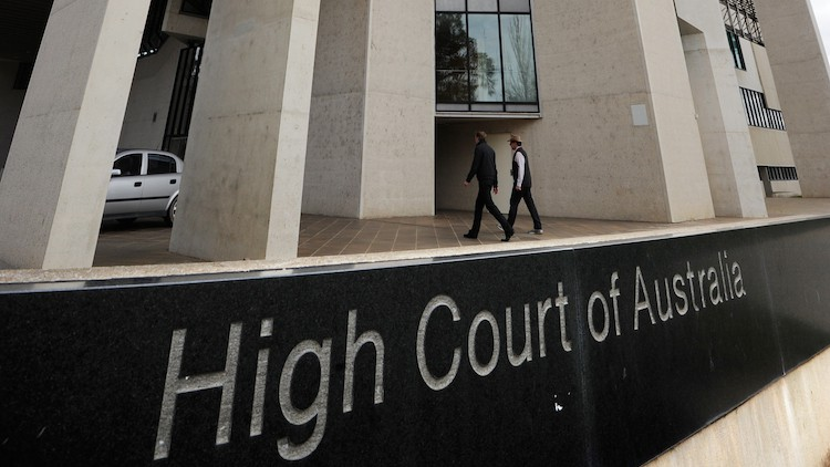 What is 'corrupt conduct'? The High Court is considering