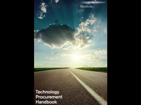 Getting the most from your technology procurement
