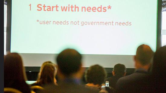 New federal standard of user-centered digital design