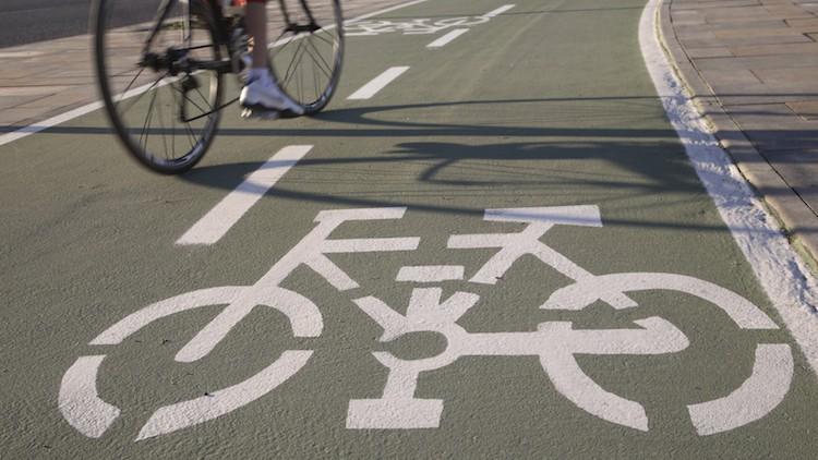 Bicycle lanes: 'lack of leadership inhibits urban planning'