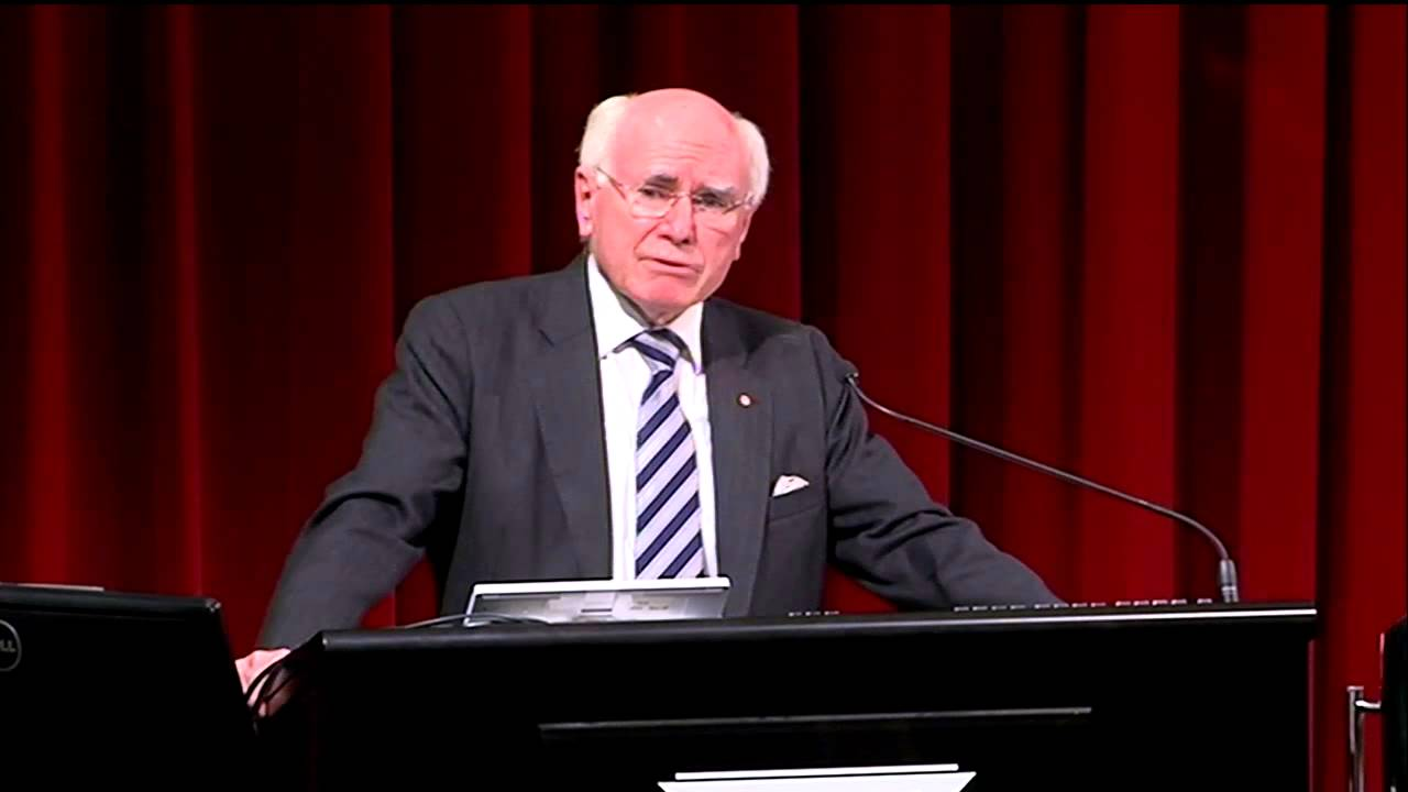 John Howard: 'don't give up on reform, public will embrace national interest'