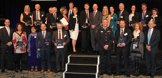 Best in the West: recognition at annual public service accolades