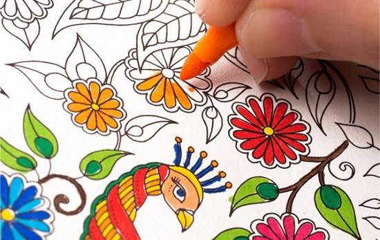 Colour me stressed: public servants stick to colouring-in guidelines