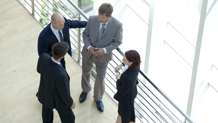 Tap into the power of peers in the public sector