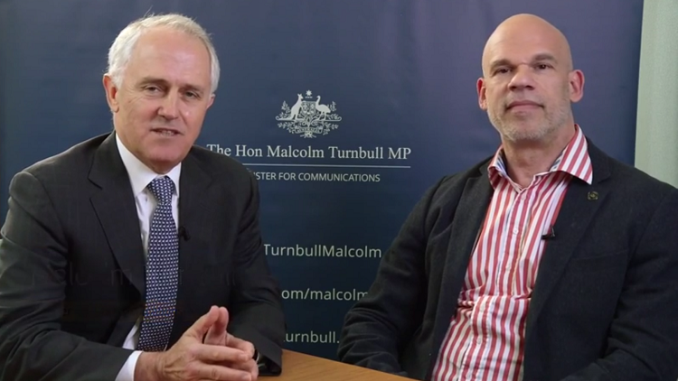 Paul Shetler: 'no other government is as ambitious' for seamless service integration