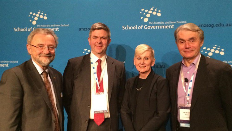 Gary Banks: ANZSOG conference takeaways