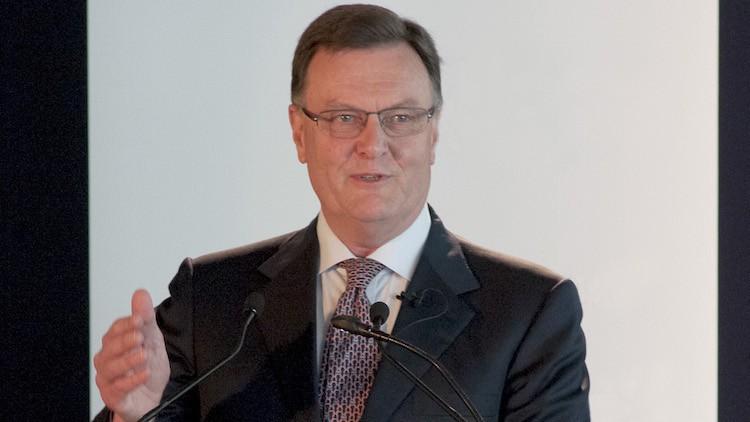Get nimble, get positive, Michael Thawley tells Canberra
