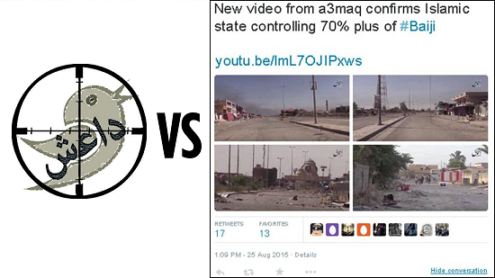 Defence is fighting ISIS online, but we don't know it works