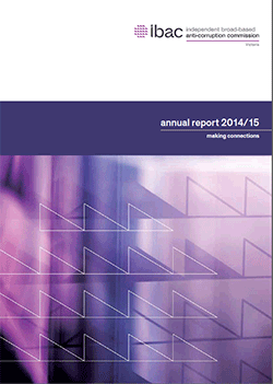 ibac annual report