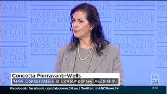 Fierravanti-Wells: public service does not reflect ethnic diversity of Australia