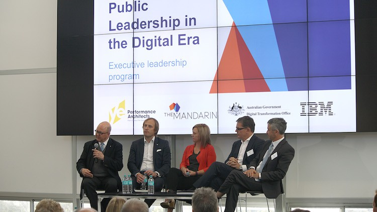 Listen: Kerry Purcell on digital leadership in government