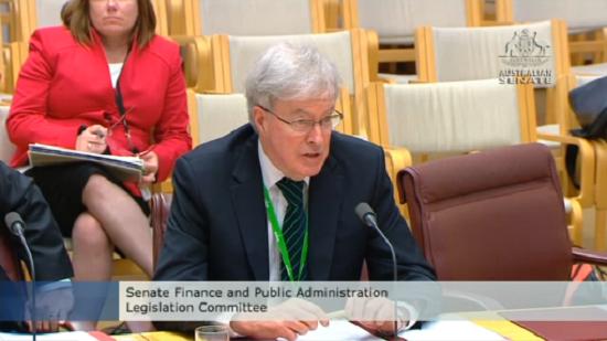 APS commissioner John Lloyd resigns