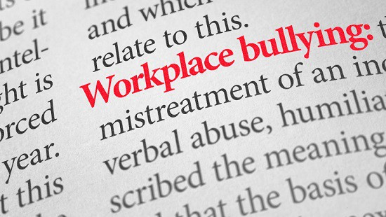 Four bullying phrases at the centre of A-G harassment case