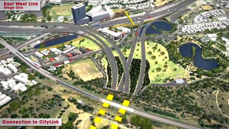 Don't blame the APS for East West Link, says auditor