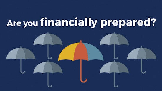 Infographic: are you financially prepared for the future?