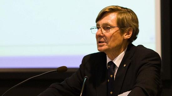 Listen: John Bannon explains federation reform to public servants