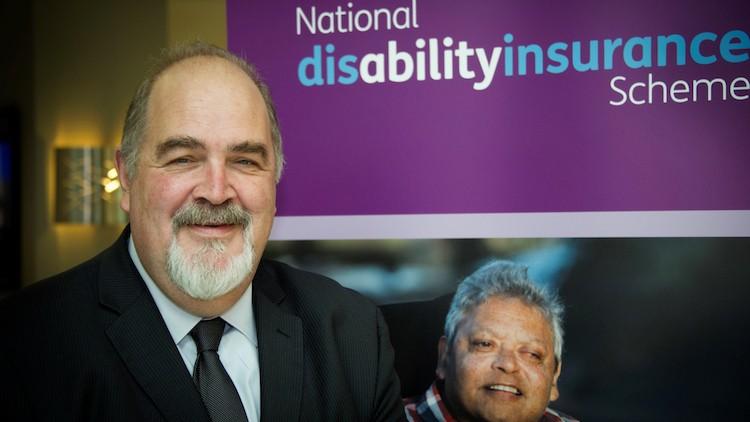 More choice, better outcomes: NDIS architect David Bowen