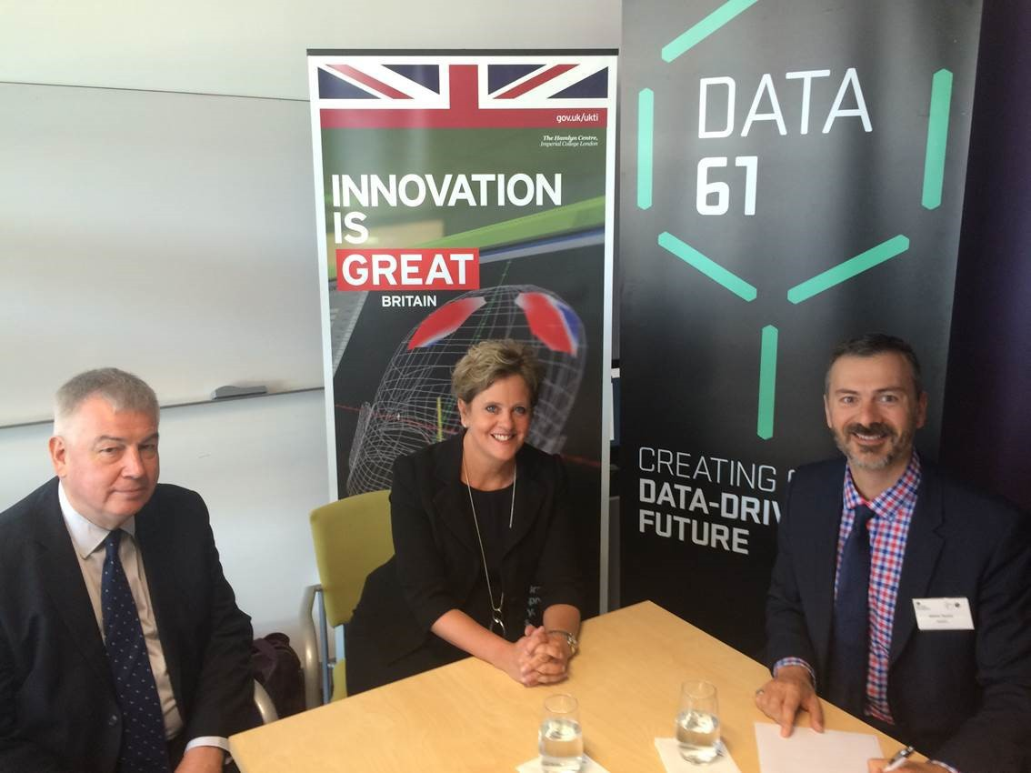 Australia's Data61 teams up with UK's CyLon to 'accelerate' cybersecurity