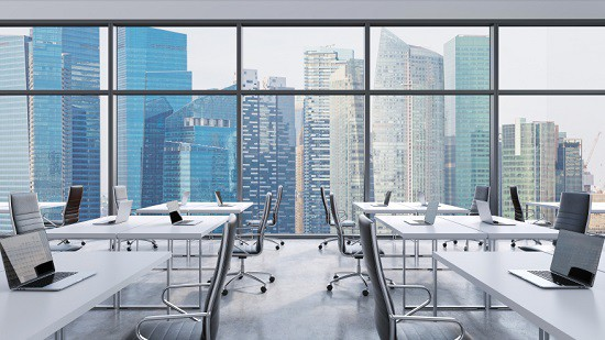 Open plan offices reduce collaboration, study finds