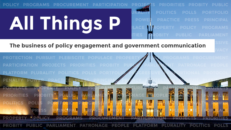 <em>All Things P</em>: the new hub for engagement, communications