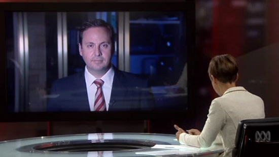 Trade Minister Steve Ciobo on Lateline