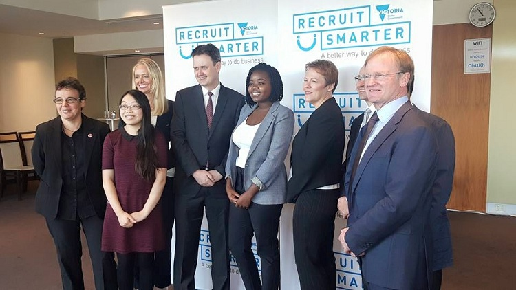 'Name blind' recruiting to undo unconscious bias in Victoria