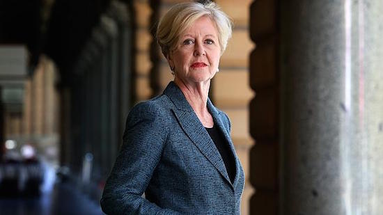 Women have played by the rules for too long: Gillian Triggs