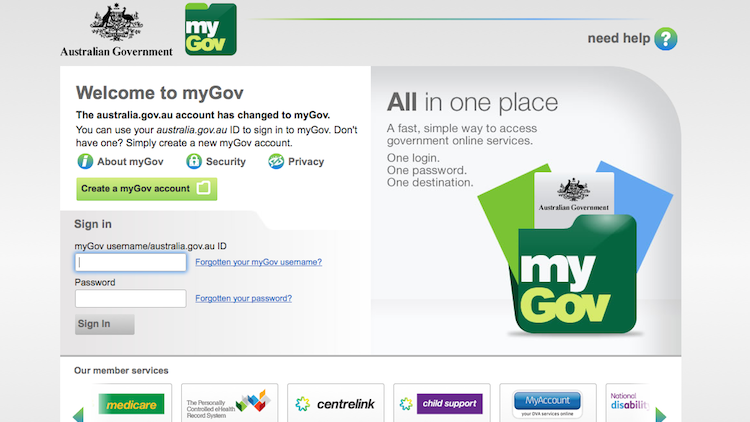 Does myGov need a new bureaucratic supremo?