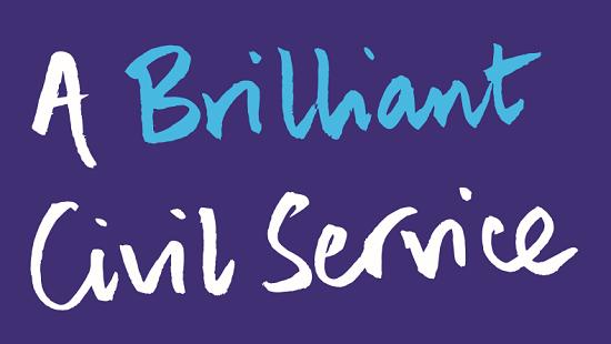 A brilliant civil service: inclusive, connected, tech-forward, opportunities