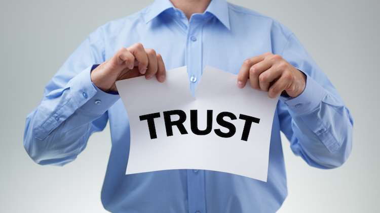 Trust and leadership: a deficit that must be breached