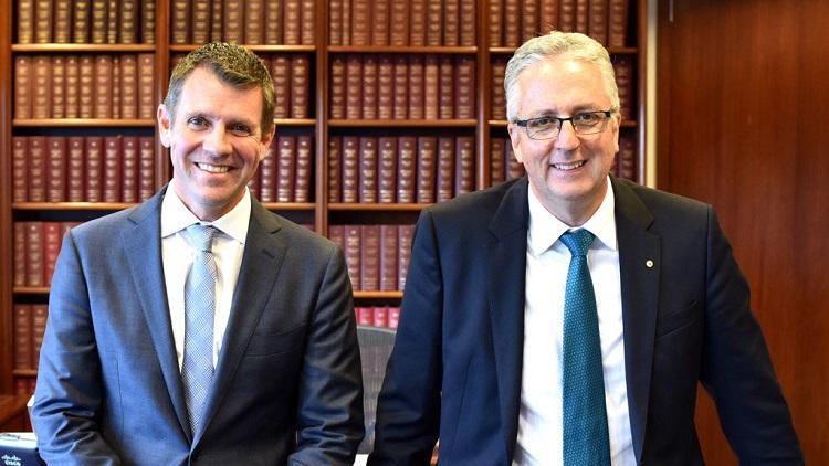 From Play School to public school: Mark Scott lands NSW job