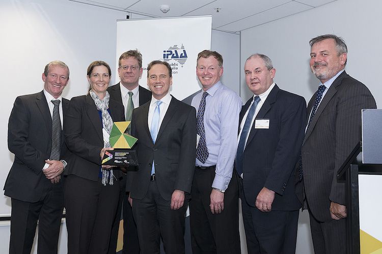 IPAA Innovation awards 2016