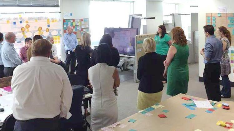 DTO explains agile teams ahead of second-wave digital transformation