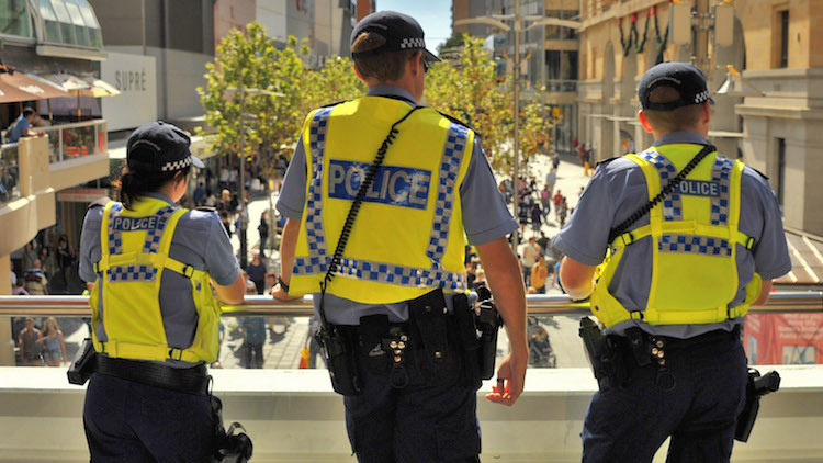 Inside Perth's Evidence-Based Policing unit