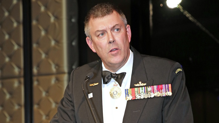 Defence chief: 'we've taken flak ... but we know it's the right direction'