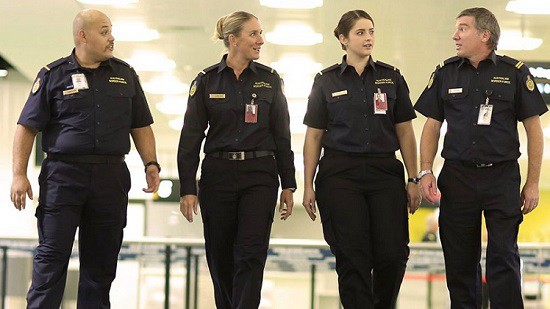 Australian Homeland Security Department groundhog day