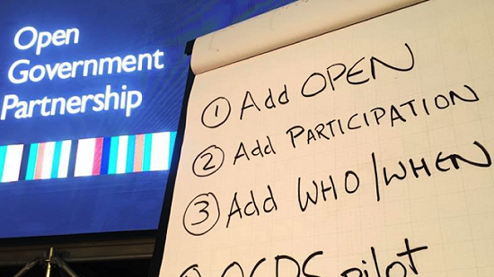 Australia's 14 OGP commitments to open government