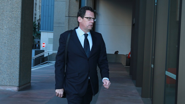 Brandis and solicitor-general standoff threatens the rule oflaw