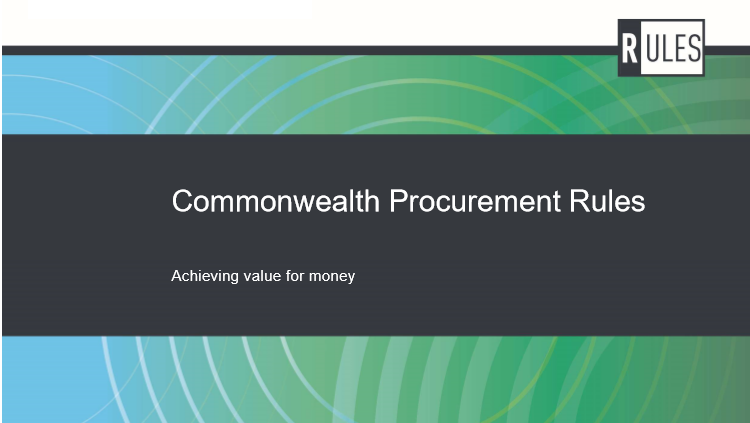 Procurement suppliers face new Commonwealth scrutiny in ABCC deal